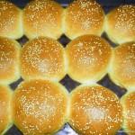 Вкусные хлебные булочки с чесноком