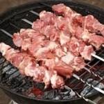 Вкусные свиные шашлыки из мякоти