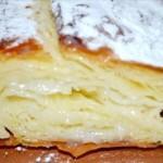 Очень вкусный кремовый пирог Фытыр